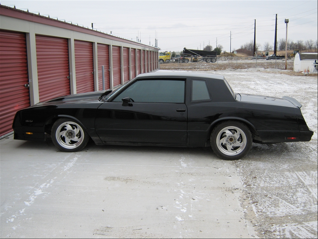 "1981 Chevrolet Monte Carlo ""Black Sunshine"" - Kansas City, MO owned by ..."