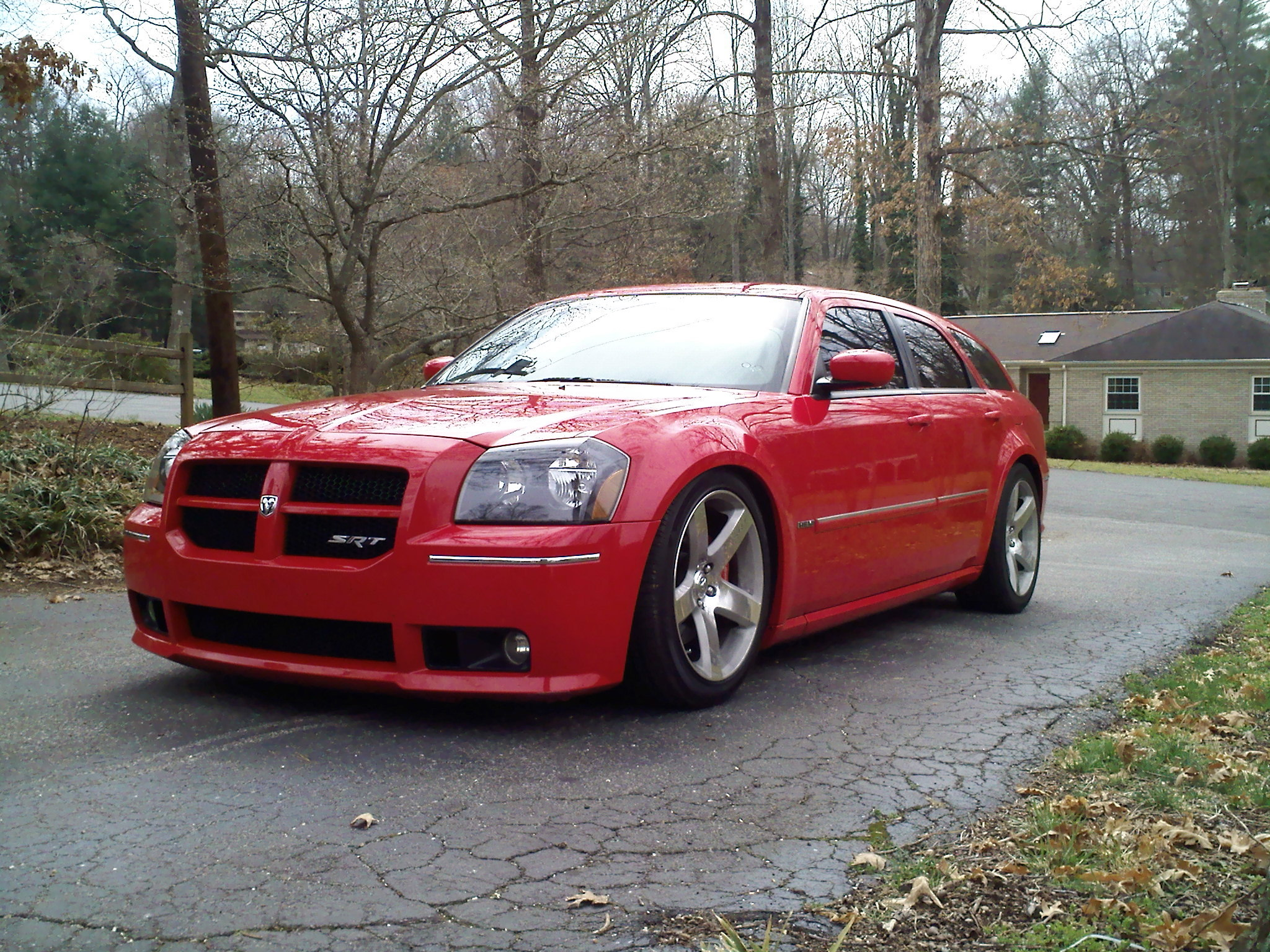 2k7tc 2007 Dodge Magnum Specs Photos Modification Info