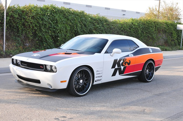 KNEngineering 2009 Dodge Challenger 12261362