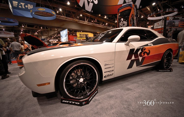 KNEngineering 2009 Dodge Challenger 12261370