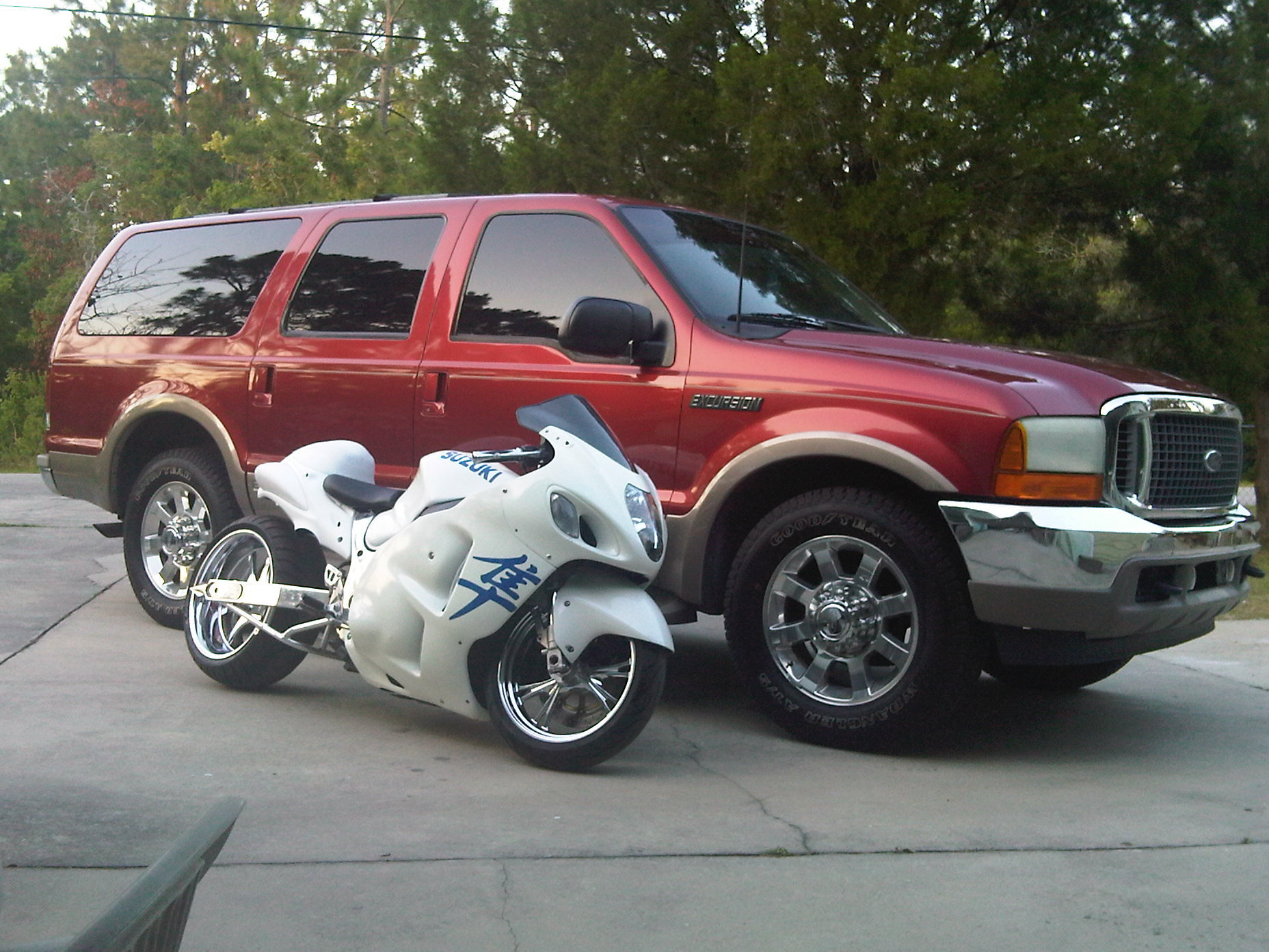 Another lilkane 2001 Ford Excursion post... - 12263084