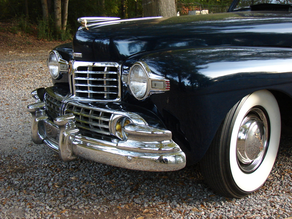 ToddEmily's 1948 Lincoln Continental