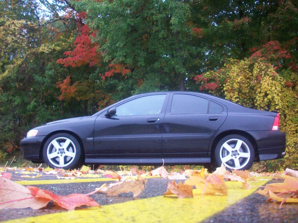 SwiftSwede 2004 Volvo S60 12263517