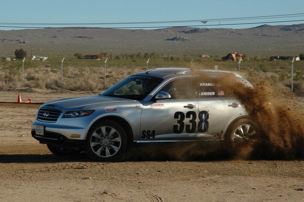 KriderRacing38 2007 Infiniti FX 12269176