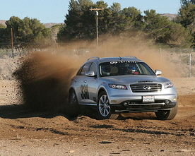 KriderRacing38 2007 Infiniti FX