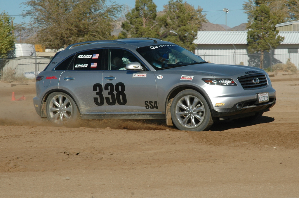 KriderRacing38 2007 Infiniti FX 12269189