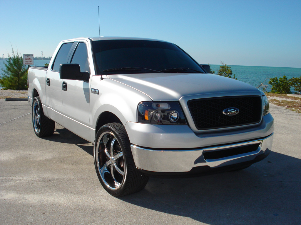 kwconchs 2006 ford f150 regular cab specs photos modification info at cardomain. Black Bedroom Furniture Sets. Home Design Ideas