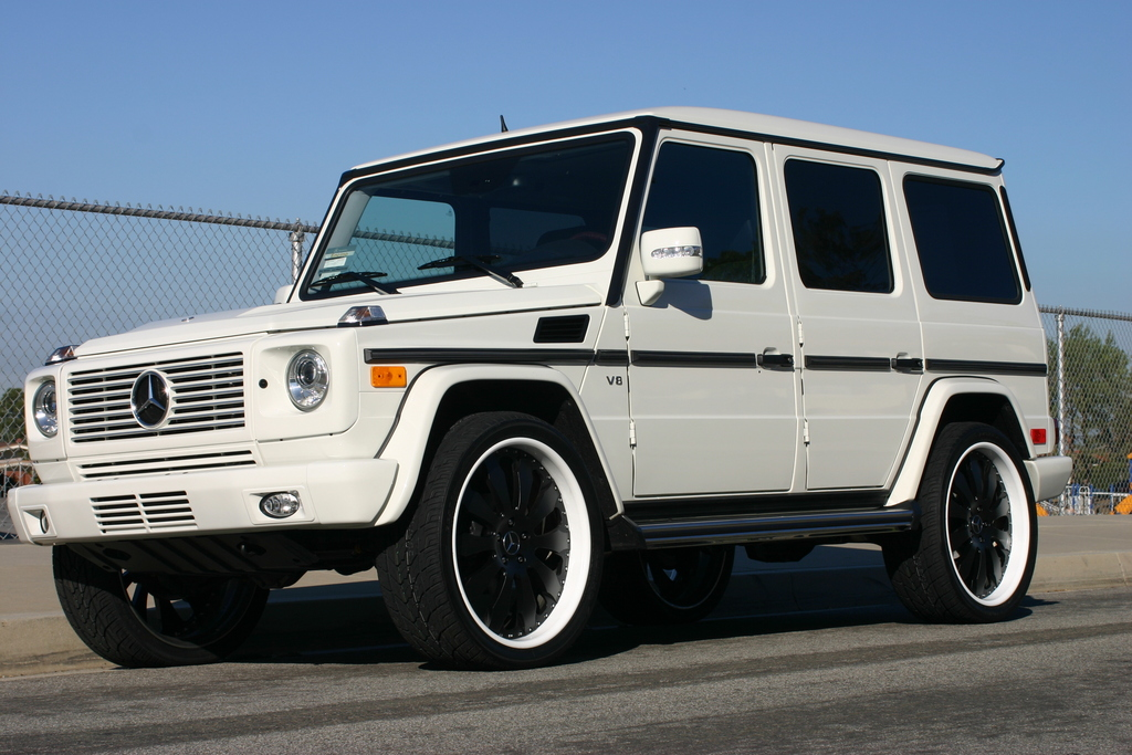 caddymon 2008 mercedes benz g class specs photos