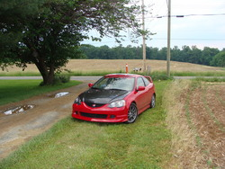 sharekon410s 2004 Acura RSX