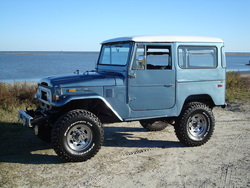 gman09 1972 Toyota Land Cruiser