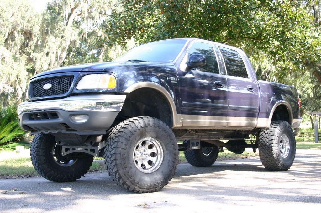 Ford Truck Enthusiast >> cashel 2001 Ford F150 Regular Cab Specs, Photos, Modification Info at CarDomain