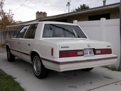 MCSketuls 1983 Dodge Aries