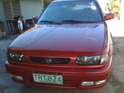 frontal_bossings 1993 Nissan Sentra