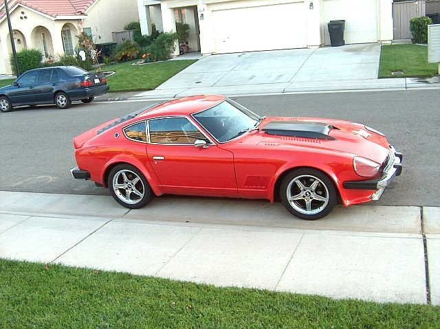 Lmeline2003 1975 Datsun 280z Specs Photos Modification