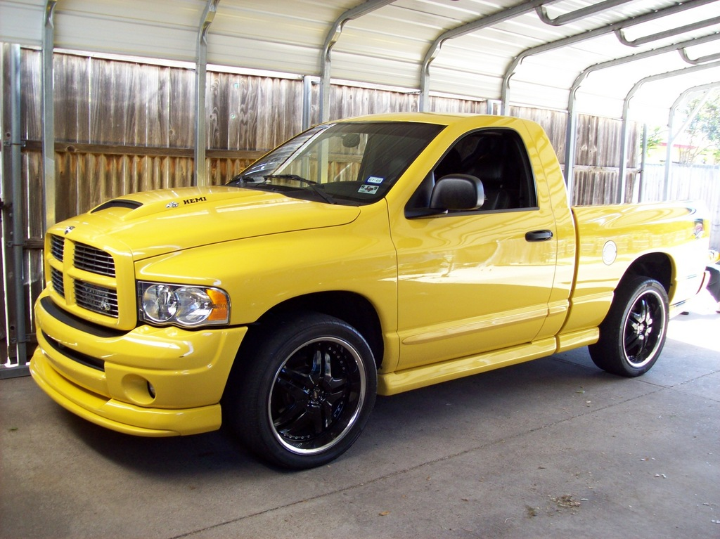 Coley1334's 2005 Dodge Ram 1500 Regular Cab