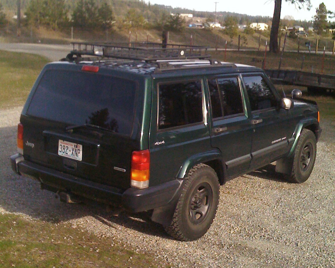96 Jeep Grand Cherokee Limited Fuse Panel Diagram, 96