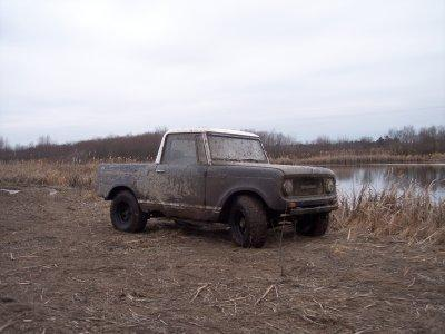 Another 87cutlass403 1967 International Scout post... - 13007806