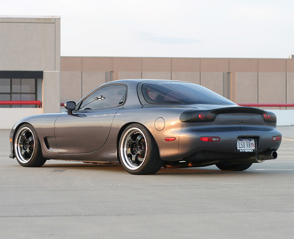 Risen 1993 Mazda Rx 7 Specs Photos Modification Info At