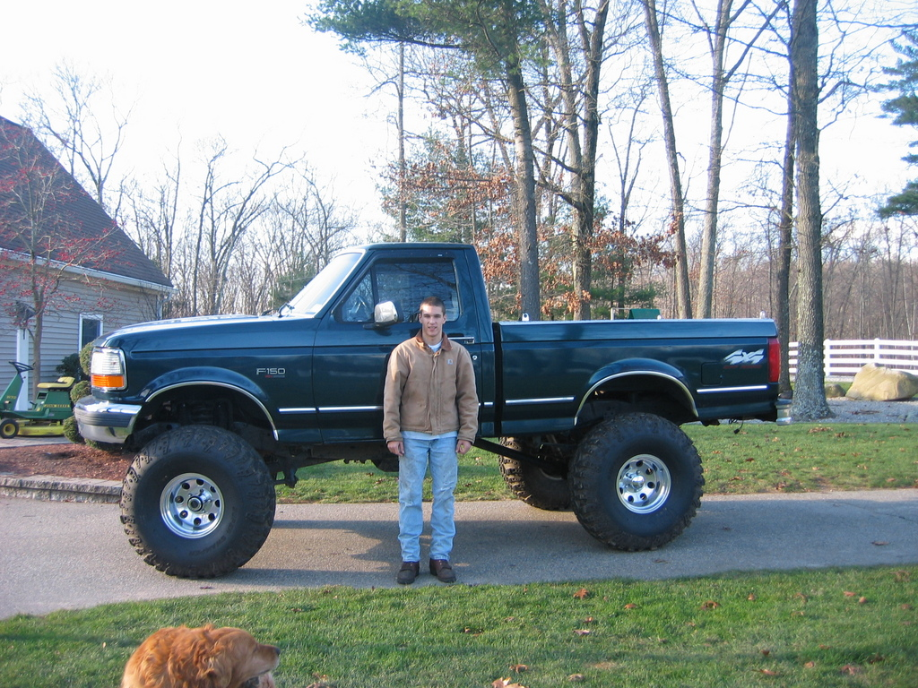 1995 Ford F150 Mods