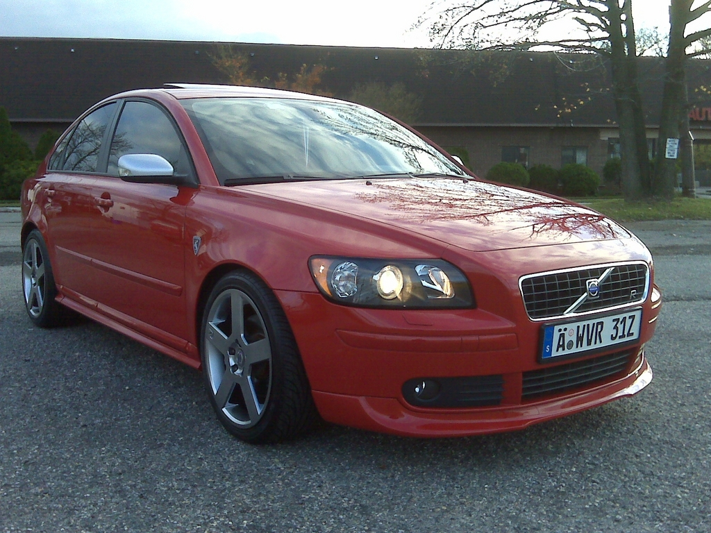 Trinitrev 2005 Volvo S40 Specs Photos Modification Info