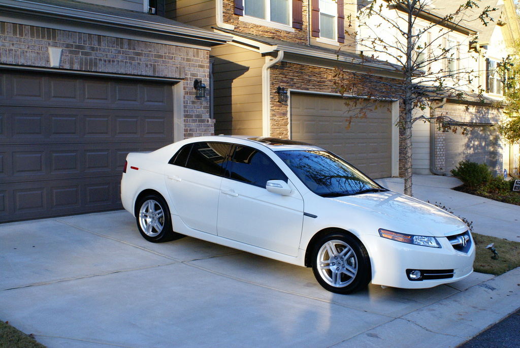 atlantaml 2008 Acura TL Specs, Photos, Modification Info at CarDomain