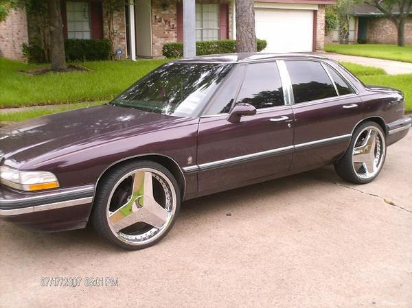 Smurfdaonly1 1993 Buick Lesabre Specs Photos Modification Info At