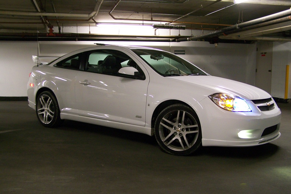 1whitesstc 2009 Chevrolet Cobalt Specs Photos