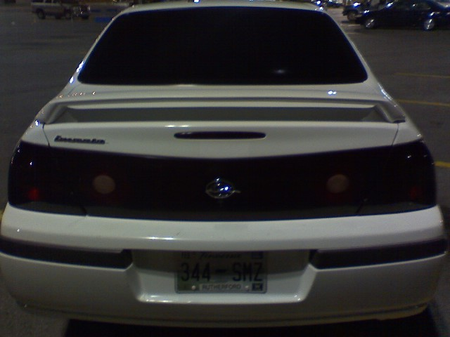 Another 90LincolnTC 2000 Chevrolet Impala post... - 12273103