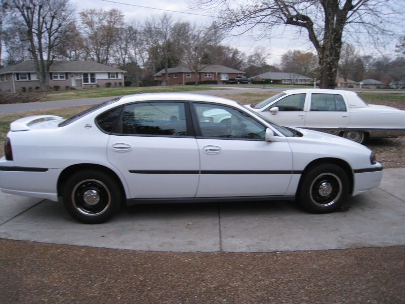 Another 90LincolnTC 2000 Chevrolet Impala post... - 12273107