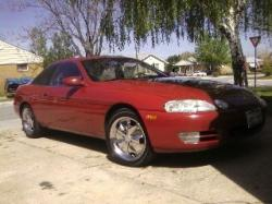 crzylexusdrvrs 1995 Lexus SC