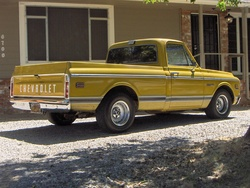 sicmaros 1971 Chevrolet C/K Pick-Up