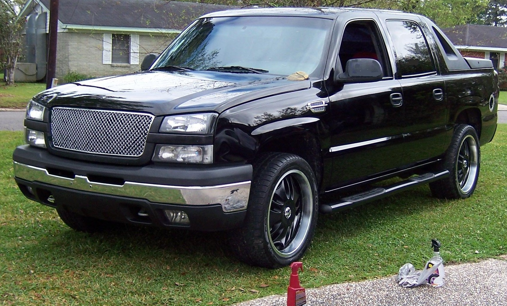 Toyota Lafayette La >> werideslow 2004 Chevrolet Avalanche Specs, Photos, Modification Info at CarDomain