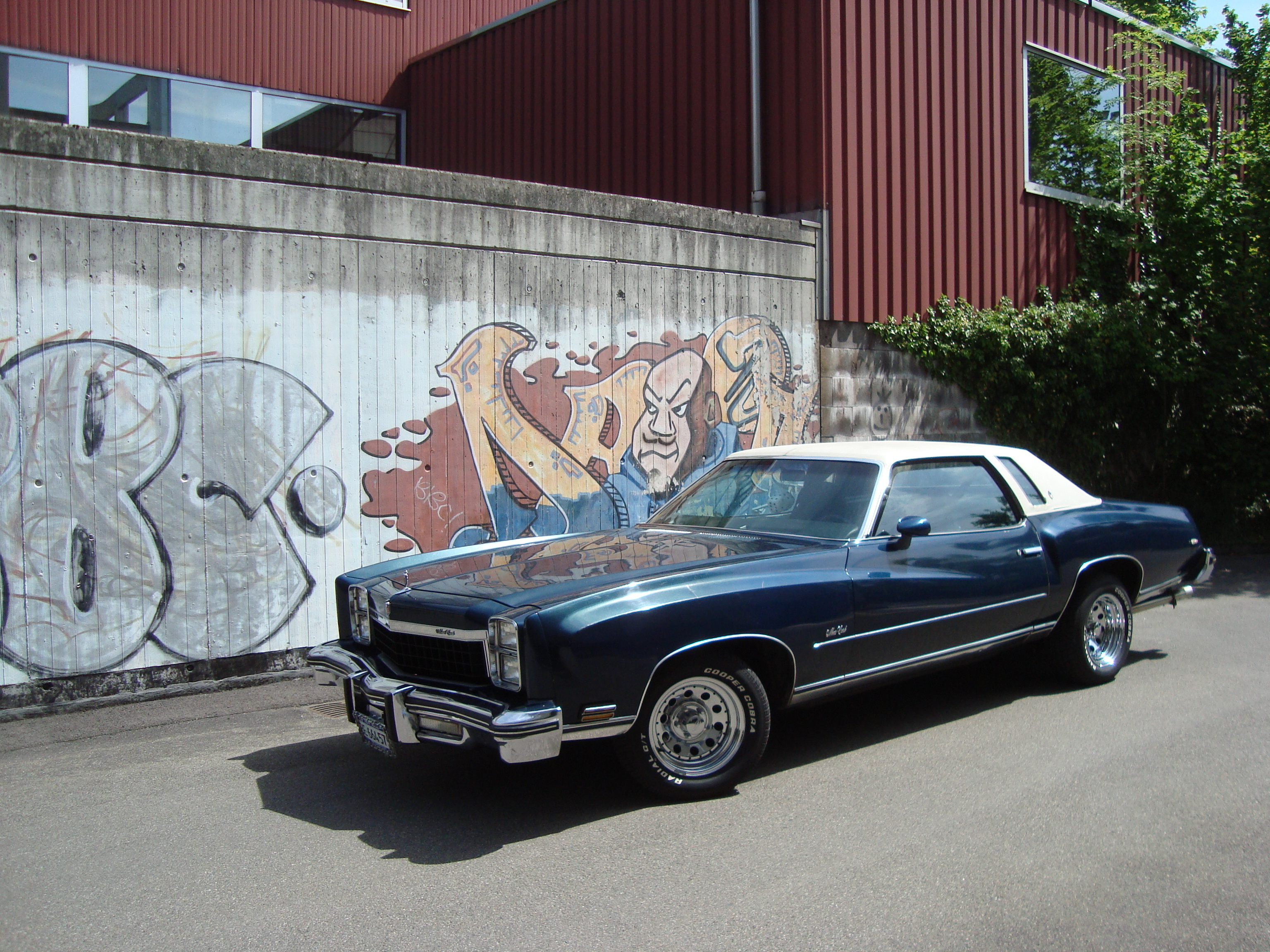 Another 1992transam 1974 Chevrolet Monte Carlo post... - 12274109