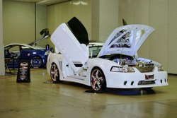 KRSALEEN1s 2000 Saleen Mustang