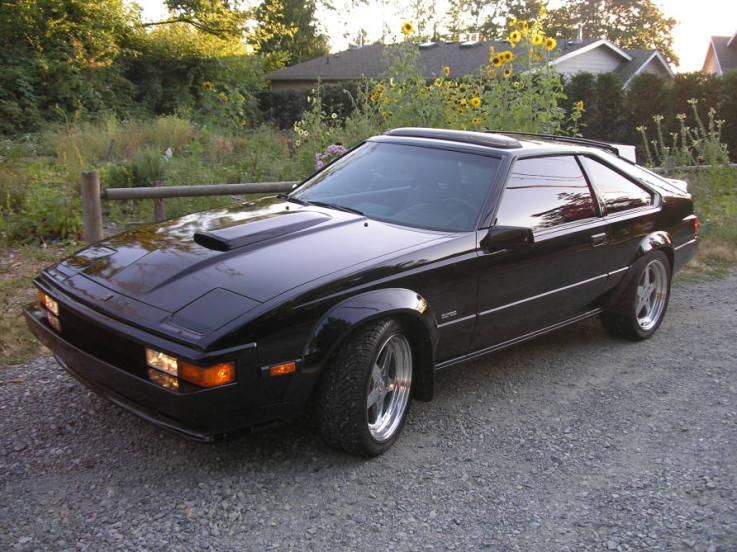 DIASISS 1985 Toyota Supra Specs, Photos, Modification Info ...