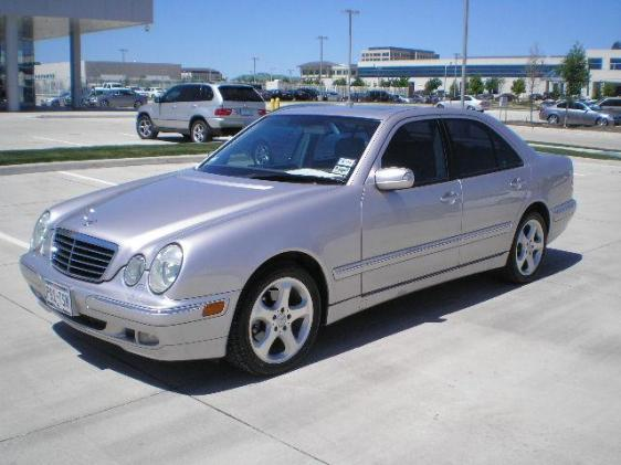 Refugiorod 2002 Mercedes Benz E Class Specs Photos