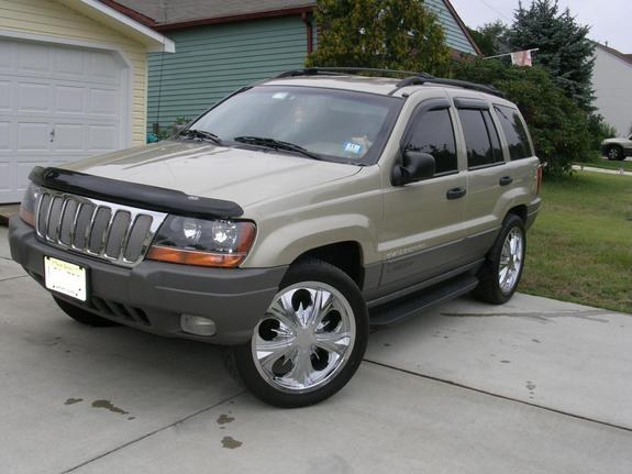 buddaisey 2001 jeep grand cherokee specs photos modification info at cardomain. Black Bedroom Furniture Sets. Home Design Ideas