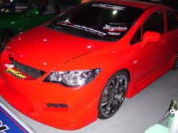 teamgaijins 2006 Honda Civic