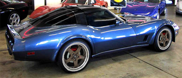 2F Performance 1982 Chevrolet Corvette