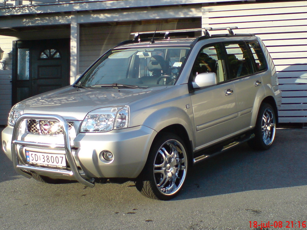 permagne 2005 nissan x trail specs photos modification info at cardomain. Black Bedroom Furniture Sets. Home Design Ideas