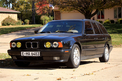 tpiscit 1992 BMW 5 Series