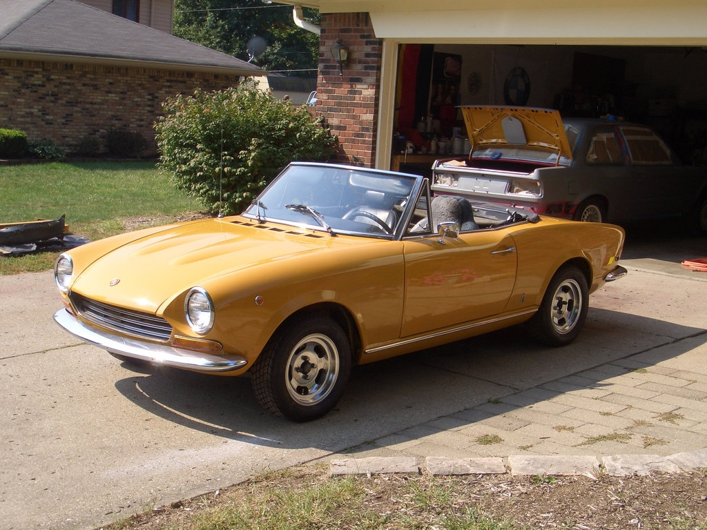 tpiscit 1969 Fiat Spider Specs s Modification Info