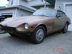 DatsunDave07s 1974 Datsun 260Z