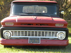 chevyafbs 1965 Chevrolet C/K Pick-Up