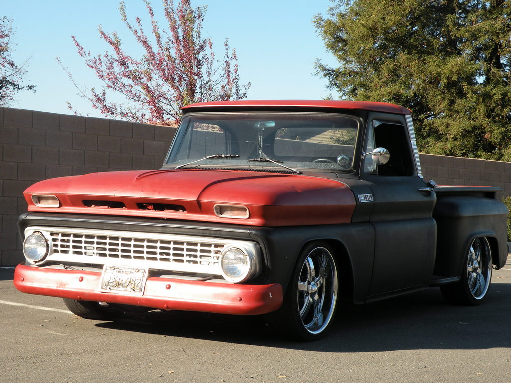 chevyafb 1965 Chevrolet C/K Pick-Up 12278537
