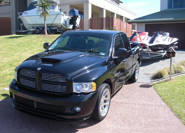 mac10 2005 dodge ram srt 10 specs photos modification info at cardomain. Black Bedroom Furniture Sets. Home Design Ideas