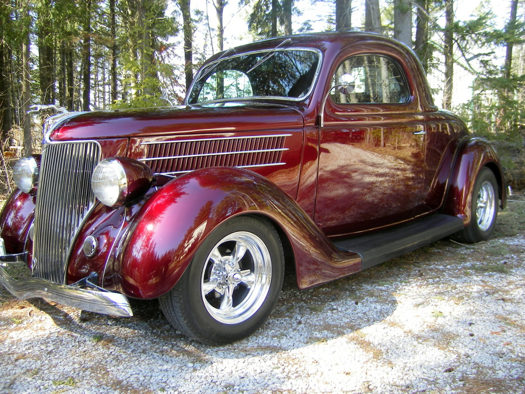 Another Kustom METEOR 1936 Ford Coupe post... - 12278872
