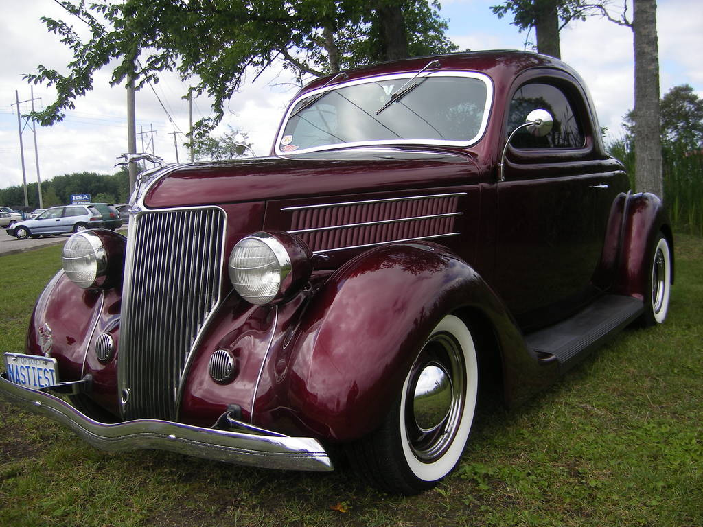 Another Kustom METEOR 1936 Ford Coupe post... - 12278876