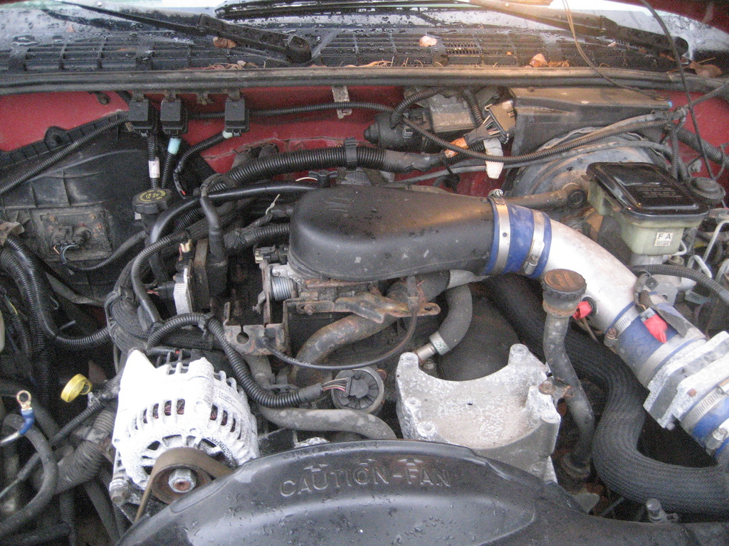 Large on 1996 Chevrolet S10