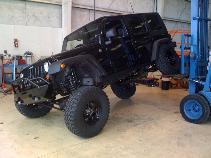 contman 2008 Jeep Rubicon Specs Photos Modification Info at